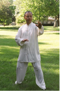 WHAT CAN TAI CHI TEACH THE TANGO PRACTITIONER?