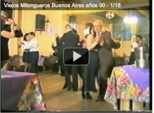Milongas of Buenos Aires 1990s