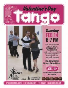 Valentine's Day Tango Intro