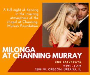 Milonga at Channing-Murray